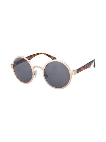 Vans Sonnenbrille mit runden Gläsern