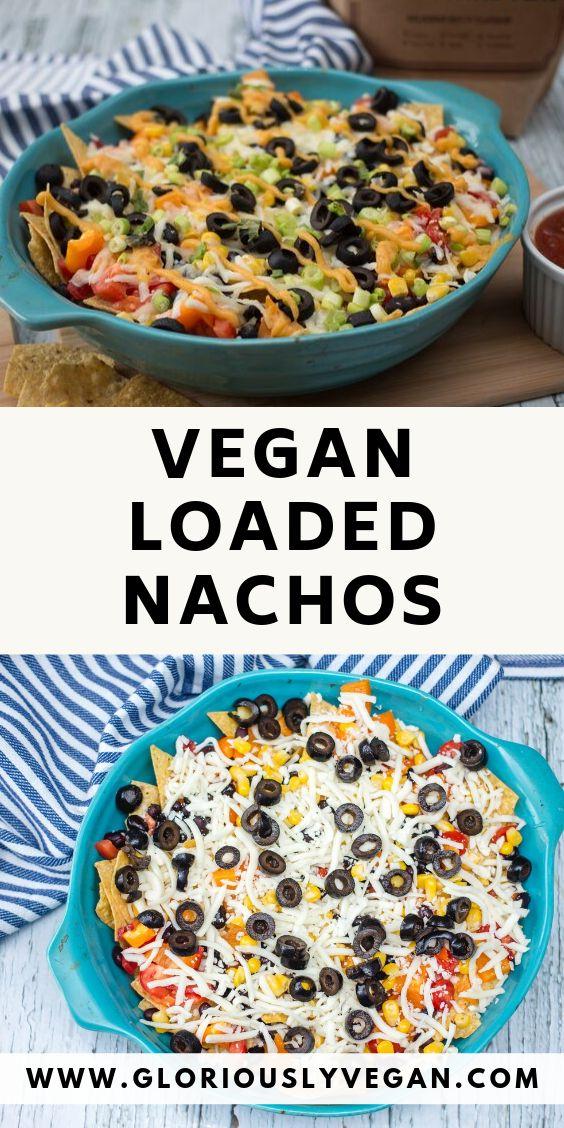Probieren Sie dieses vegan geladene Nachos-Rezept! Mit diesen einfachen Kochschritten werden Sie sicher …