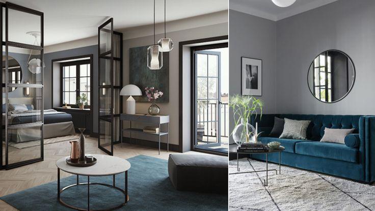Mäklarbyrån Eklund Stockholm New York lanserar lyxiga compact-living bostäder i populära Vasastan.
