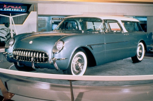 1954 Chevy Nomad concept- AWT
