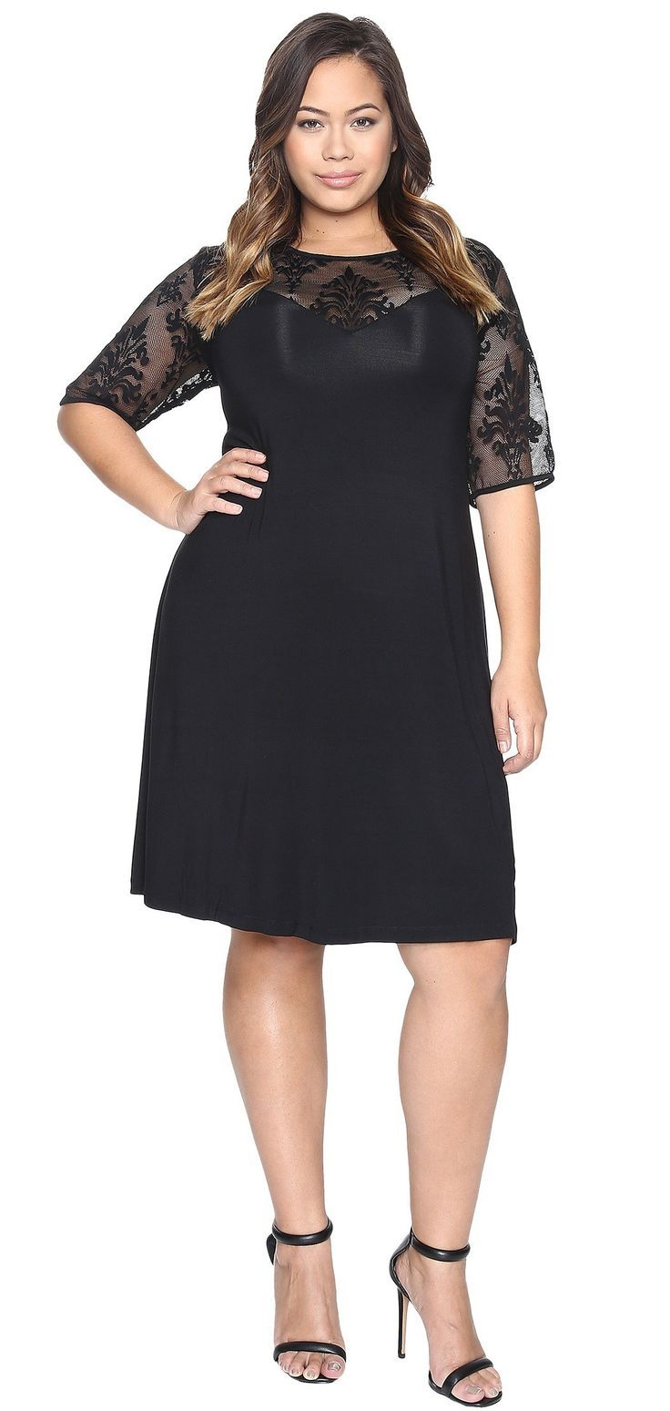 Oltre 25 fantastiche idee su wedding guest plus size for Cocktail dress for wedding guest plus size