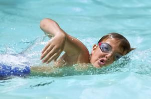 Swim Swim Academy private swimming lessons for children and kids in Lakeway and Bee Cave, Tx