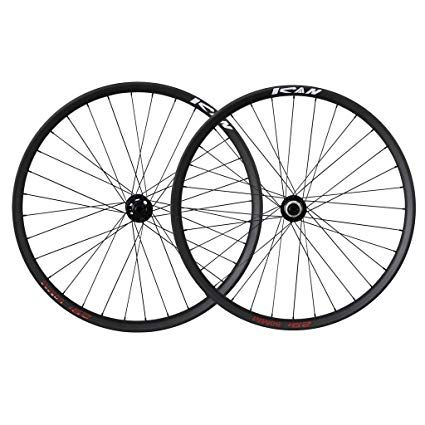 ICAN 29er All Season Fatbike Carbon Wheelset 50mm Wide