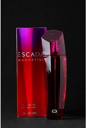 Escada Magnetism Perfume - One of my favorite. Makes me thing of think warm sugary caramel... Yum!
