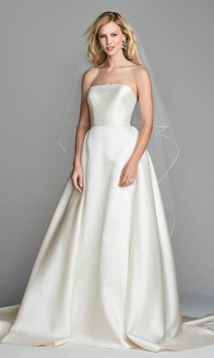 Boat neck lace wedding dress october 2018  best royal wedding images on Pinterest  Short wedding gowns
