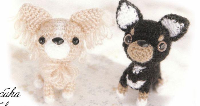 Chihuahua Amigurumi - FREE Crochet Pattern / Tutorial