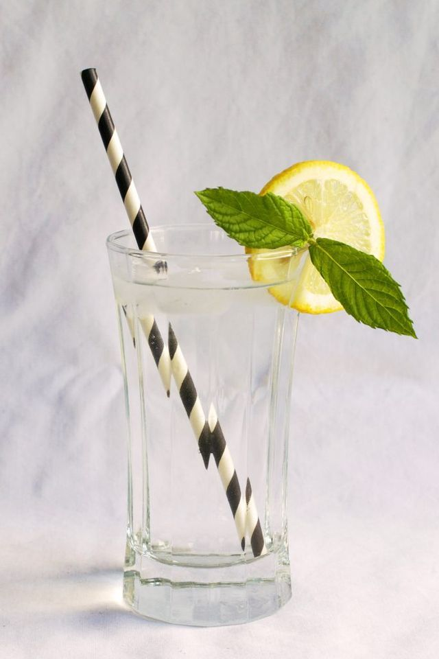 Lemonad med mynta recept
