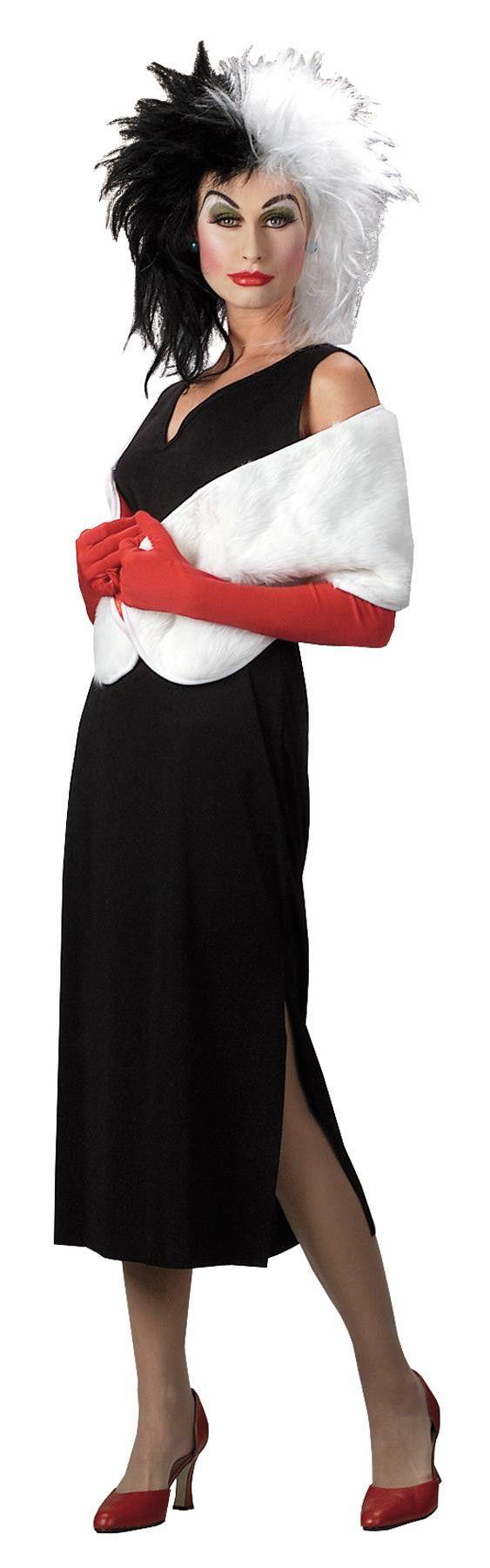 Best 25+ Cruella deville costume ideas only on Pinterest   Cruella ...