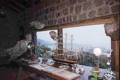 What a view! Casa de Neruda (Isla Negra)