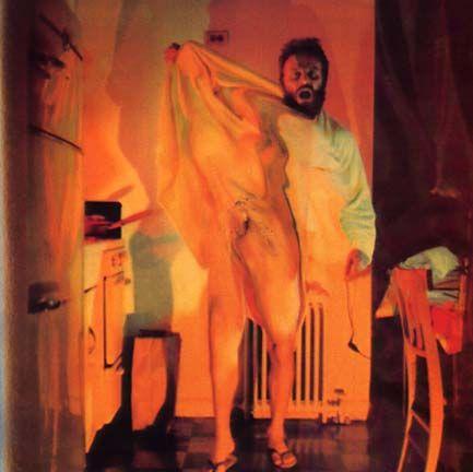 Lucas Samaras. Photo-Transformation. June 13, 1974. untitled.