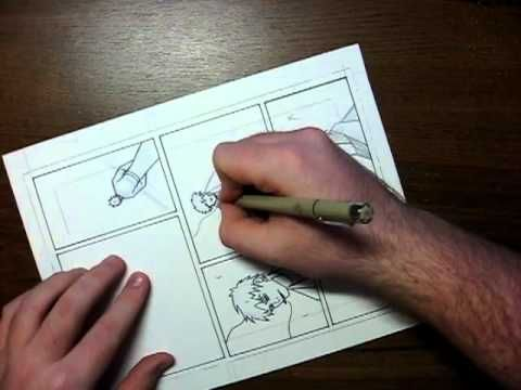 How to Make A Comic Book-Creating A Page. The materials you need are pieces of paper, pen, and a refrence book. What you have to do is look at the reference book to see how comic characters are drawn. Then you try making up characters yourself. Make boxes, and start drawing with a pen. I want to try this because I have never tried this style of art. I have always drawn people and not made up characters. This shows my creativity, because it expands my knowledge of art beyond painting and…