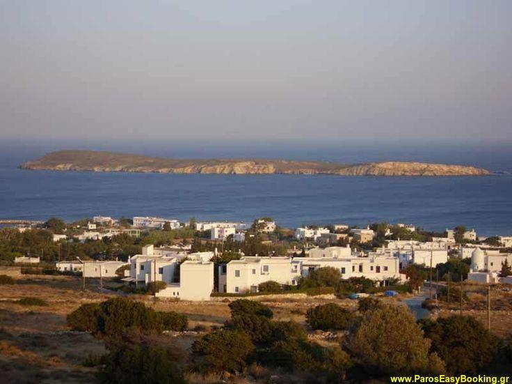 Drios Village, #Paros, Cyclades, Greece       www.paroseasybooking.gr