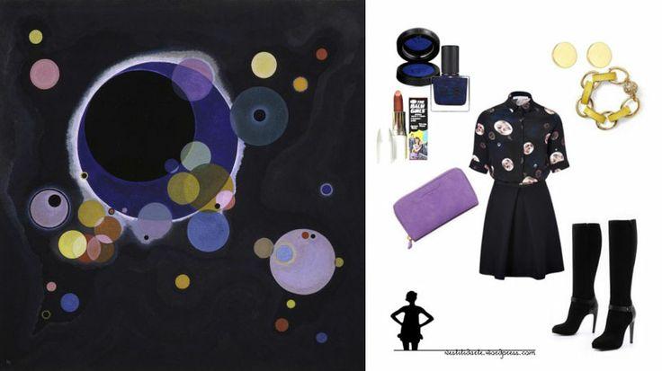 Kandinskij, arte e sentimento - http://vestitidarte.wordpress.com/2014/01/13/kandinskij-arte-e-sentimento/