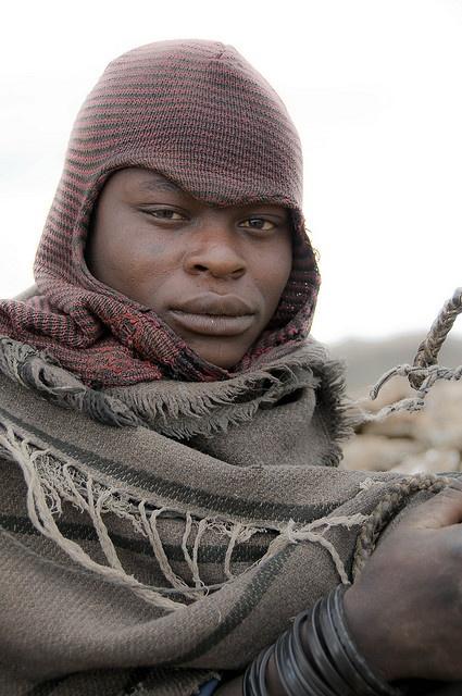 Shepherd in the Drakensberg. BelAfrique your personal travel planner - www.BelAfrique.com