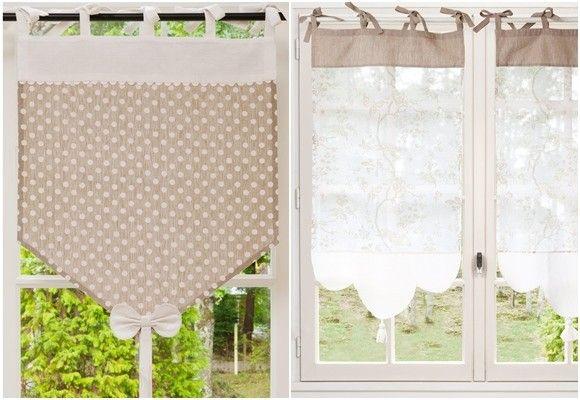 Estores y cortinas f ciles de instalar ideas para el - Sistemas de cortinas y estores ...