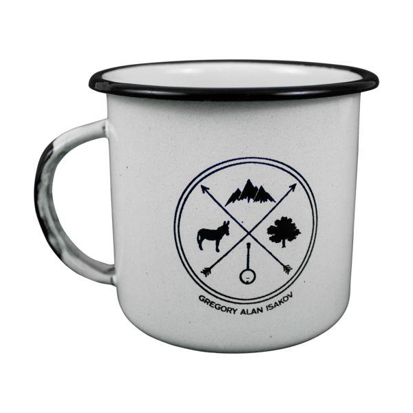 Enamelware Camping Mug | Gregory Alan Isakov | Online Store, Apparel…
