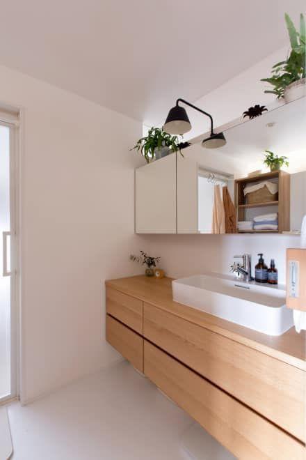 nionohama-apartment-house-renovation: ALTS DESIGN OFFICEが手掛けたお風呂です。