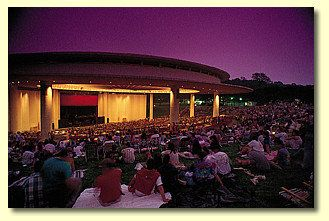 PNC Bank Arts Center Concert Schedule