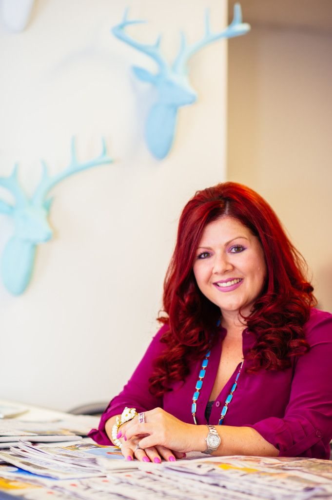 Meet Fleur Madden of the recently rebranded #PR company, 'The Red Republic'.