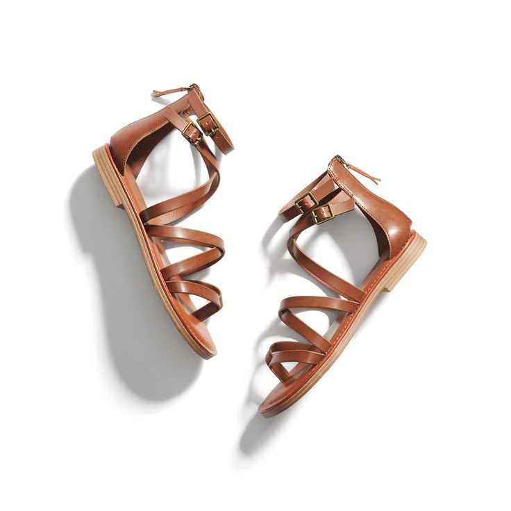 Stitch Fix Spring Must-Haves: Strappy Sandals