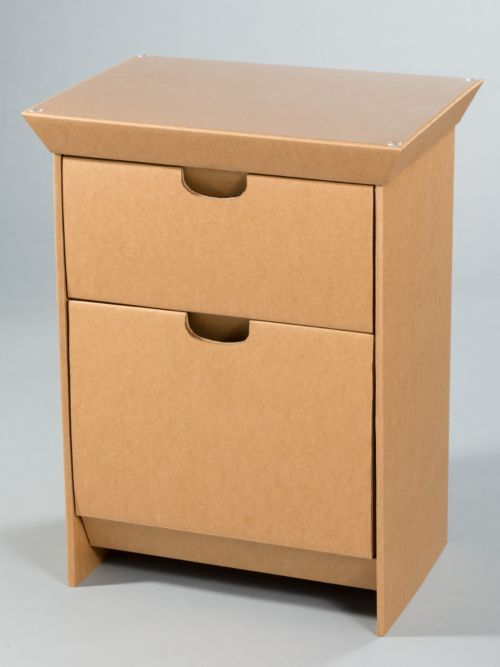 Design Your Own Night Stand - Cardboard Furniture - SmartDeco   Solutions