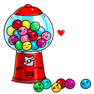 gumball machine fillers