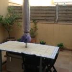 Bonito #apartamento en la playa de Palamós con amplio patio  #Joya #Inmobiliaria