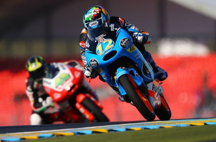 Alex Marquez, Moto3, French MotoGP 2014