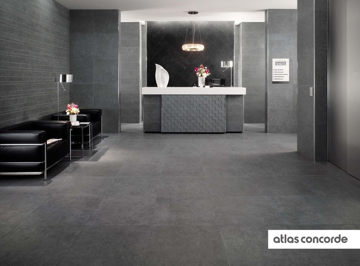 #SEASTONE gray | #AtlasConcorde | #Tiles | #Ceramic | #PorcelainTiles