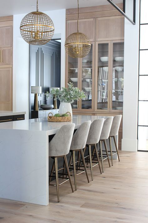 The Forest Modern: questions and answers about the kitchen #answer #forest #questions #kuche #modern