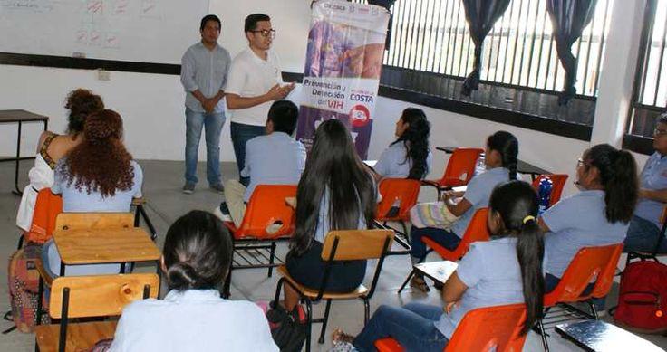 La gira de prevención por la Costa busca sensibilizar a la población sobre el VIH, otras Infecciones de Transmisión Sexual (ITS) y Sida.