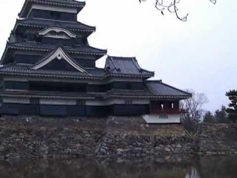 松本城Matsumoto Castle  Matsumoto Castle is National treasure.