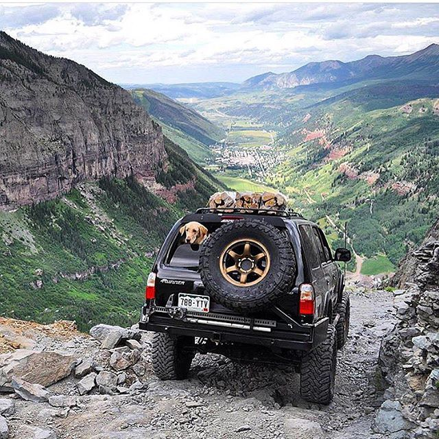 191 Best Images About FJ Cruiser Mods And Adventures On