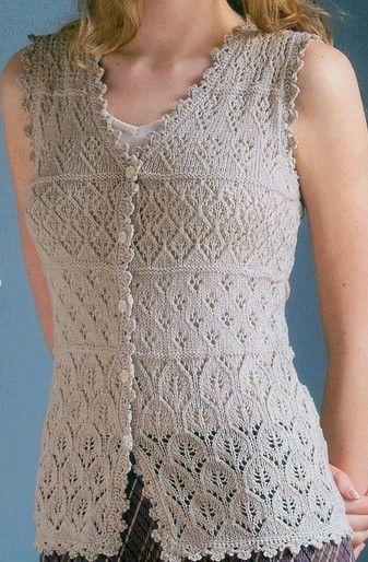 Женский летний ажурный жилет на застежках ,связан спицами/4683827_20120706_140850 (337x514, 73Kb)