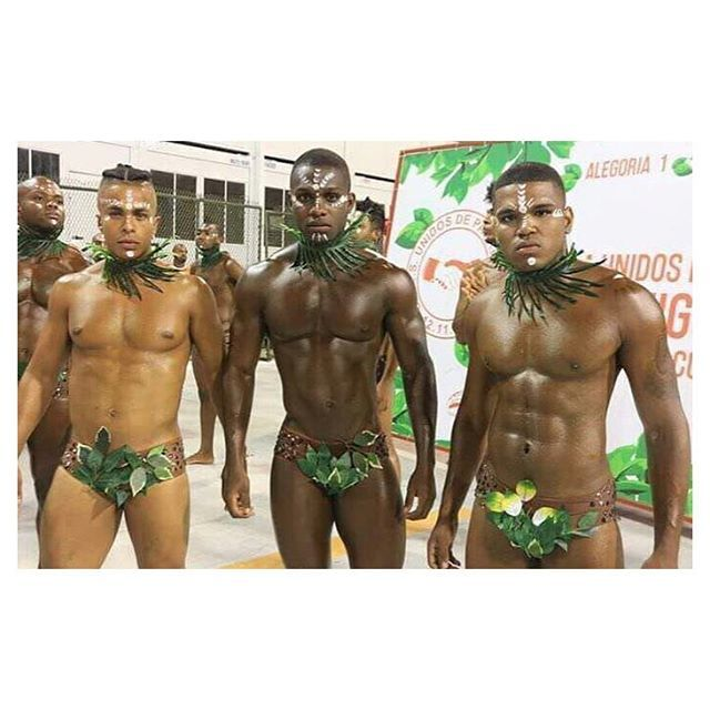 """15 Likes, 3 Comments - Kinky Octopus (@kinkyoctopus) on Instagram: """"Rio Carnival 2017! Hot in the city tonight. Highlighting Eco issues & the plight of the Indigenous…"""""""