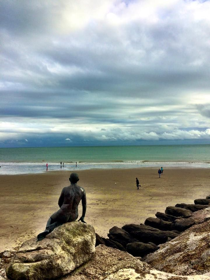 Mermaid beach, Folkestone
