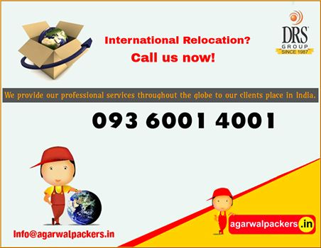 The largest private sector integrated logistics company in India. Agarwal Packers and Movers - DRS Group #agarwalpackers #packersmovers #movers #packers #originalagarwal #moverspackers #Limcabook