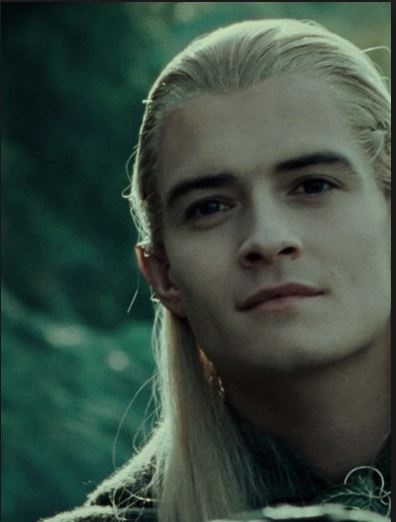 Legolas Lord Of The Rings Smile 17 Best images about L...