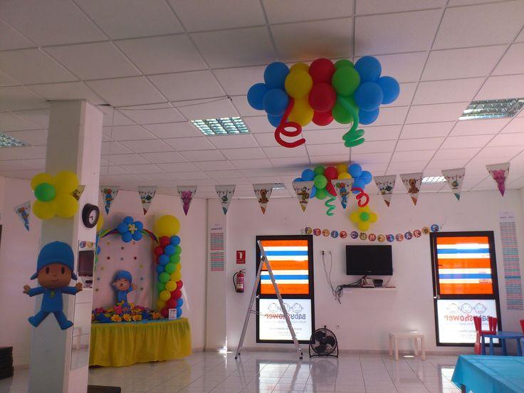 piñatas pocoyo - Buscar con Google | cumple de dante | Pinterest ...