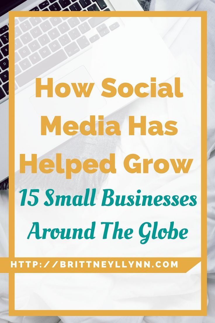 If you haven't heard, I love social media. I truly think it can help transform a…