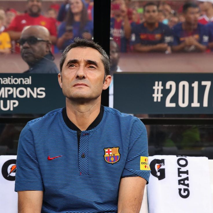 Ernesto Valverde Says Manchester United Are UCL 'Contenders,' Comments on Neymar