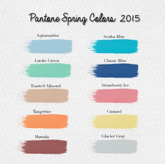 Spring Fashion Fashion Colors 2015 Http://www.whimsyblissboutique.com