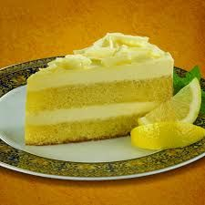 Limoncello Mousse Cake | Bailey's Catering