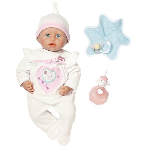 17 best Baby Annabell images on Pinterest | Babies, Baby ...