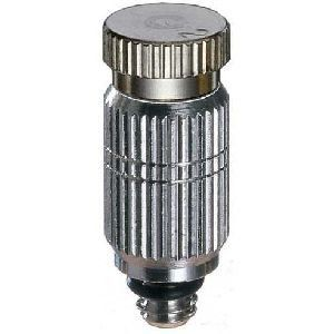 """Cool-Off High Pressure Misting Nozzles - Bag of 10 (Nozzle Orifice Size: .006"""") by Cool-Off. $70.00. All Threads are 10/24"""". Brass/Nickel Plated Anti Drip Nozzle with Stainless Steel Tips. Available in 3 different sizes: Humid .006"""", Dry .008"""", Extremely Dry .012"""". Finally a high performance misting nozzle at an unbeatable price!   Brass/Nickel Plated Misting Nozzles by Cool-Off offer superior performance at a spectacular price. Each and every one of our Mist Nozzles co..."""
