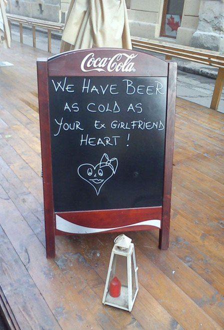 31 best bartending and bar management images on pinterest 15 hilarious bar signs signs bars pubs aloadofball Gallery
