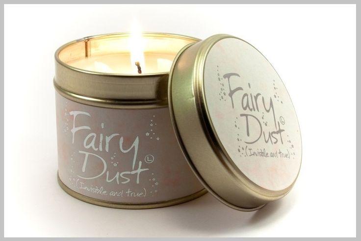 Geurkaarsen - Scented candles - Fairy Dust