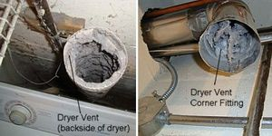 How to Thoroughly Clean a Dryer Vent for Effective Performance: Disconnect Sections of Dryer Vent