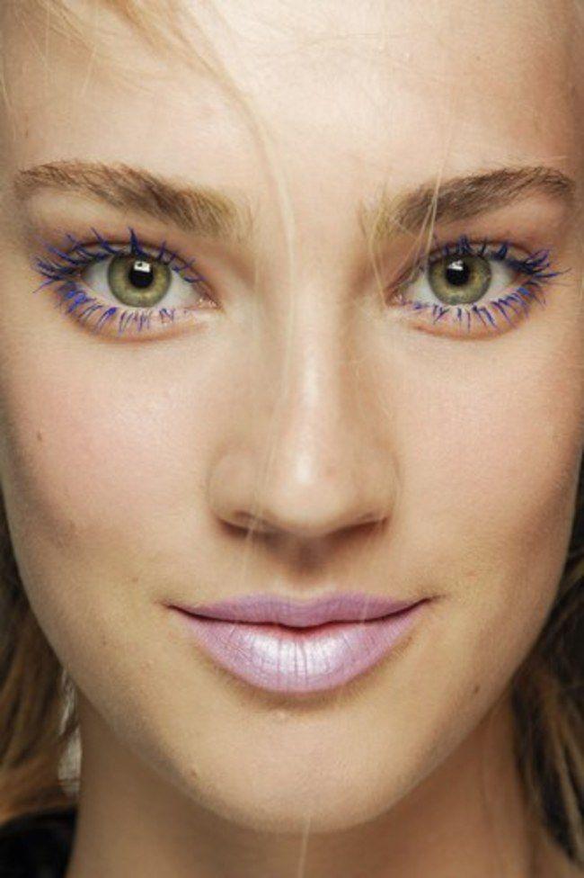 Pomysły na makijaż zielonych oczu #makeup #makijaż #pink #lipstick #mascara #blue #blonde #róż #zielone #oczy