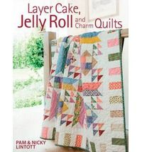 Helps you discover how to make clever quilts with layer cakes, jelly rolls and charm packs that are a million miles from simple strip quilts or scrap charm quilts. This title features 17 projects, from lap quilts to full-sized, that show you how to get the most from pre-cut fabric bundles. It offers step-by-step instructions and illustrations.
